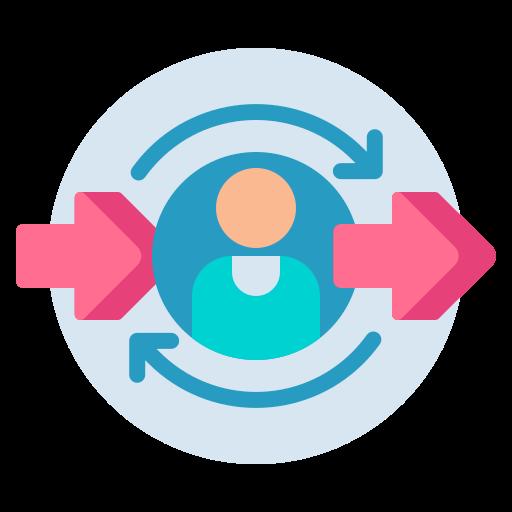 Clickstream free icon